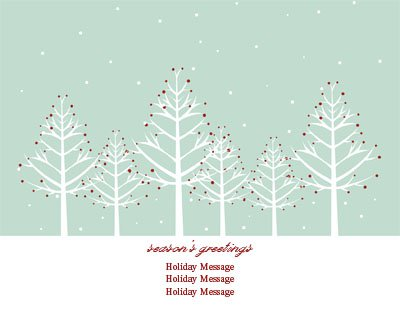Seasonsgreetings4 Postcard (4.25x5.5)